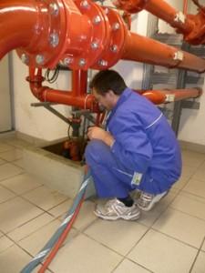 Unsere geschulten Mitarbeiter betreuen Anlagen im gesamten Bundesgebiet und Österreich